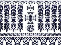 Celt ornaments