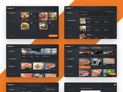 FoodHost UI
