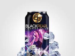 Дизайн упаковки рекламного энергетического напитка
