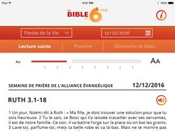 La BIBLE en 6 ans