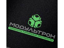 Логотип МодульТрон Реализован