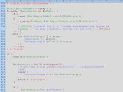 API Директа и Метрики: цели и условия нацеливания