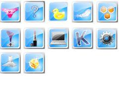 Иконки для интернет-каталога товаров и услуг
