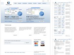 Сайт програмного продукта