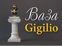 3D ваза Gigilio