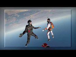 Вот это прыжочек монтаж GoPro