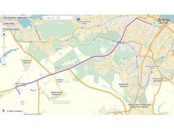 Геолокация, маршрутизация в вашем городе.