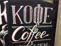 роспись штендеров для кафе