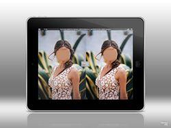 Обработка фото, исправление дефектов одежды.
