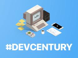 Dev Century - мой игровой проект.