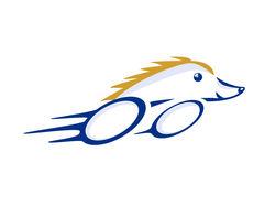 Логотип-персонаж. Ёж