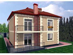 Проект дома 202,90 кв.м.