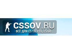 Игровой баннер сайта CSSOV.RU