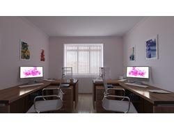 Дизайн офиса.
