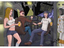 Космические дальнобойщики