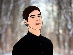 Рисую АРТ Портреты