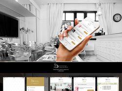 Мобильное приложение Салон красоты