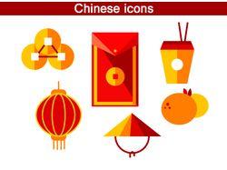 Китайские иконки