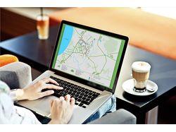 Карта проезда к офису и складу компании