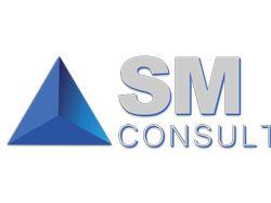 Разработка логотипа компании СМ-консалтинг
