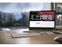 Дизайн сайта для Nerd