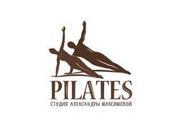 Логотип студии пилатеса