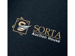 Логотип Sorta Реализован