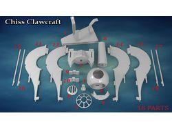 Chiss Clawcraft