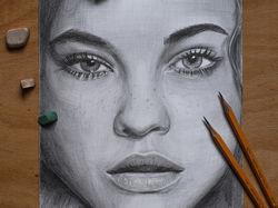 Портрет №8. Барбара Палвин
