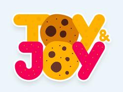 Логотип для бренда кондитерских наборов для детей