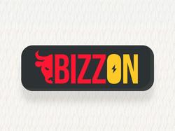 Логотип авто-зарядки Bizzon