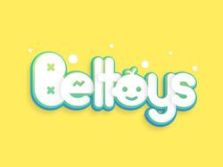 Логотип и визитка Beltoys