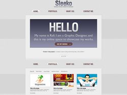 Sleeko-singlepage-website