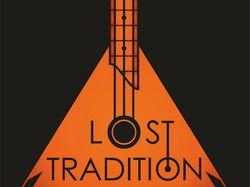 """Логотип музыкального проекта """"Lostradition"""""""