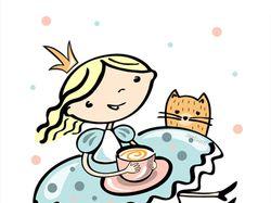 Принцесса и кофе