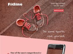 "Mobile application""Fitline"""