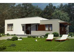Пример визуализации по проекту.