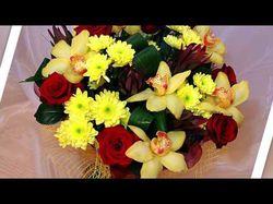 Слайдшоу букетов для салона цветов