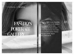 Fashion, Interaction Design, Web Design
