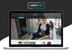 Интернет-магазина женской одежды LUREXSHOP.RU