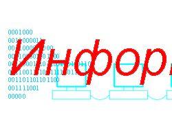"""Лого компании """"Информ-ПК"""""""