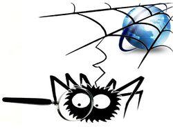 Поисковый паук в базе данных