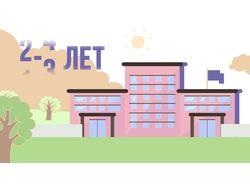 """Рекламный ролик развивающего центра """"Мумивилль"""""""