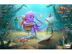 GVV-Octopus Designer 100 lev.