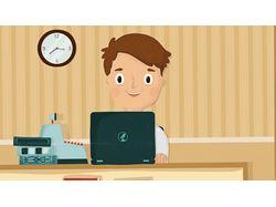 Рекламная Анимация Интернет Проекта