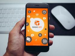 Mobile app - messenger / chat / money