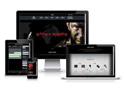 Верстка и посадка на wp мультиязычного сайта