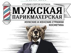 медвед(вектор)