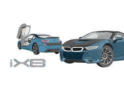 BMW iX8