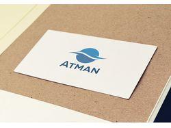 Лого компании Atman